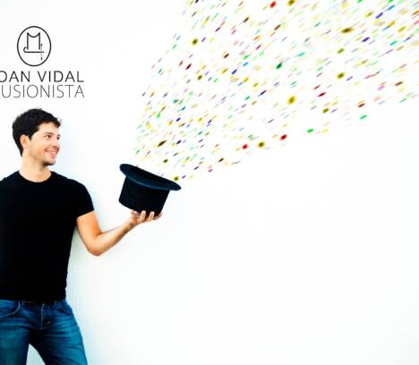 Joan Vidal en Toscar