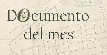 Documento del mes de abril: La urbanización del barrio de San Miguel