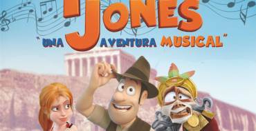 Tade Jones, la aventura musical