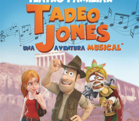 'Tadeo Jones, la aventura musical'