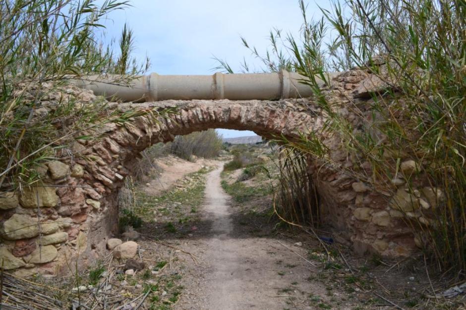 Acueducto del Barranco del Grifo