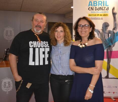 Los Ayuntamientos de Alicante y Elche colaboran con la compañía ilicitana OtraDanza en la organización del Festival Abril en Danza