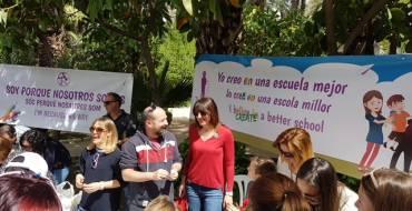 XXVI Trobada d'Escoles en Valencià del Baix Vinalopó i Baix Segura
