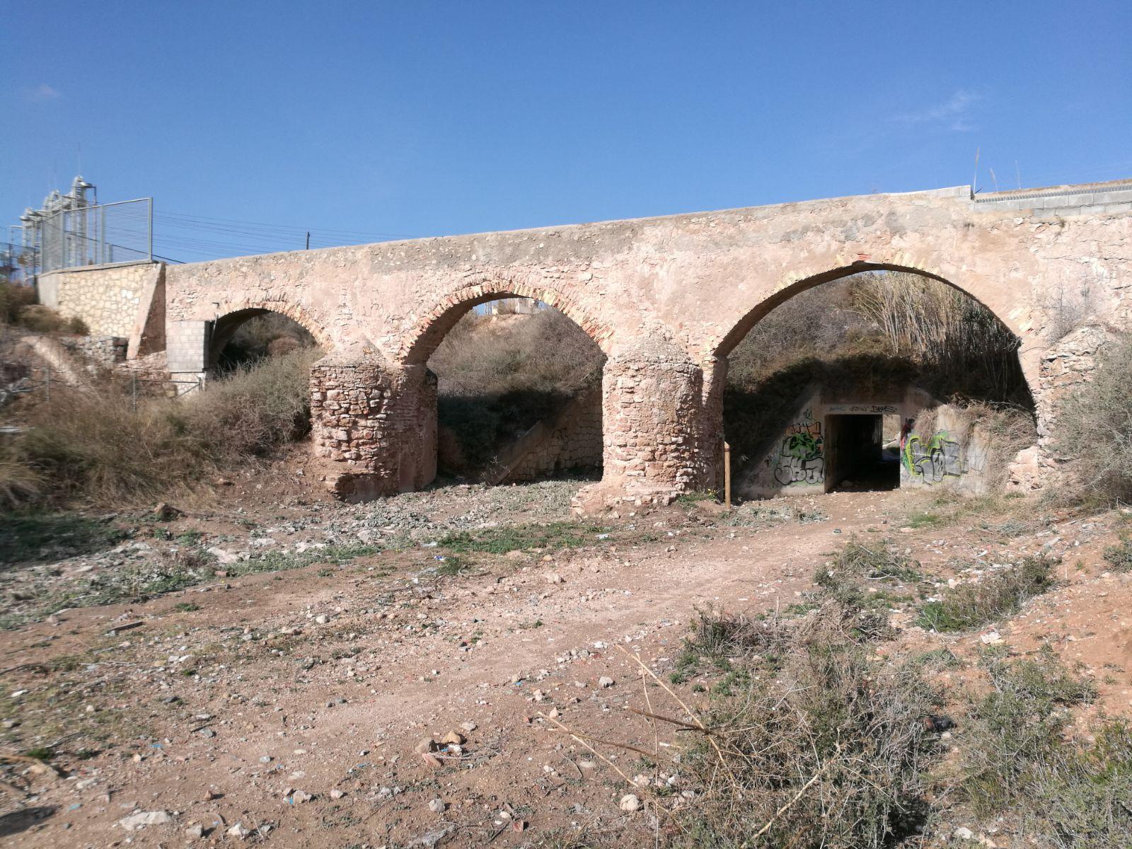 Acueducto de Carrell Fora
