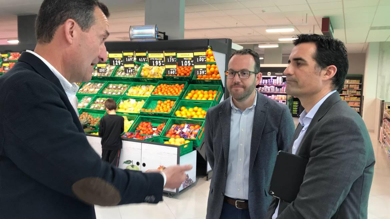 Visita a la nueva tienda eficiente de Mercadona