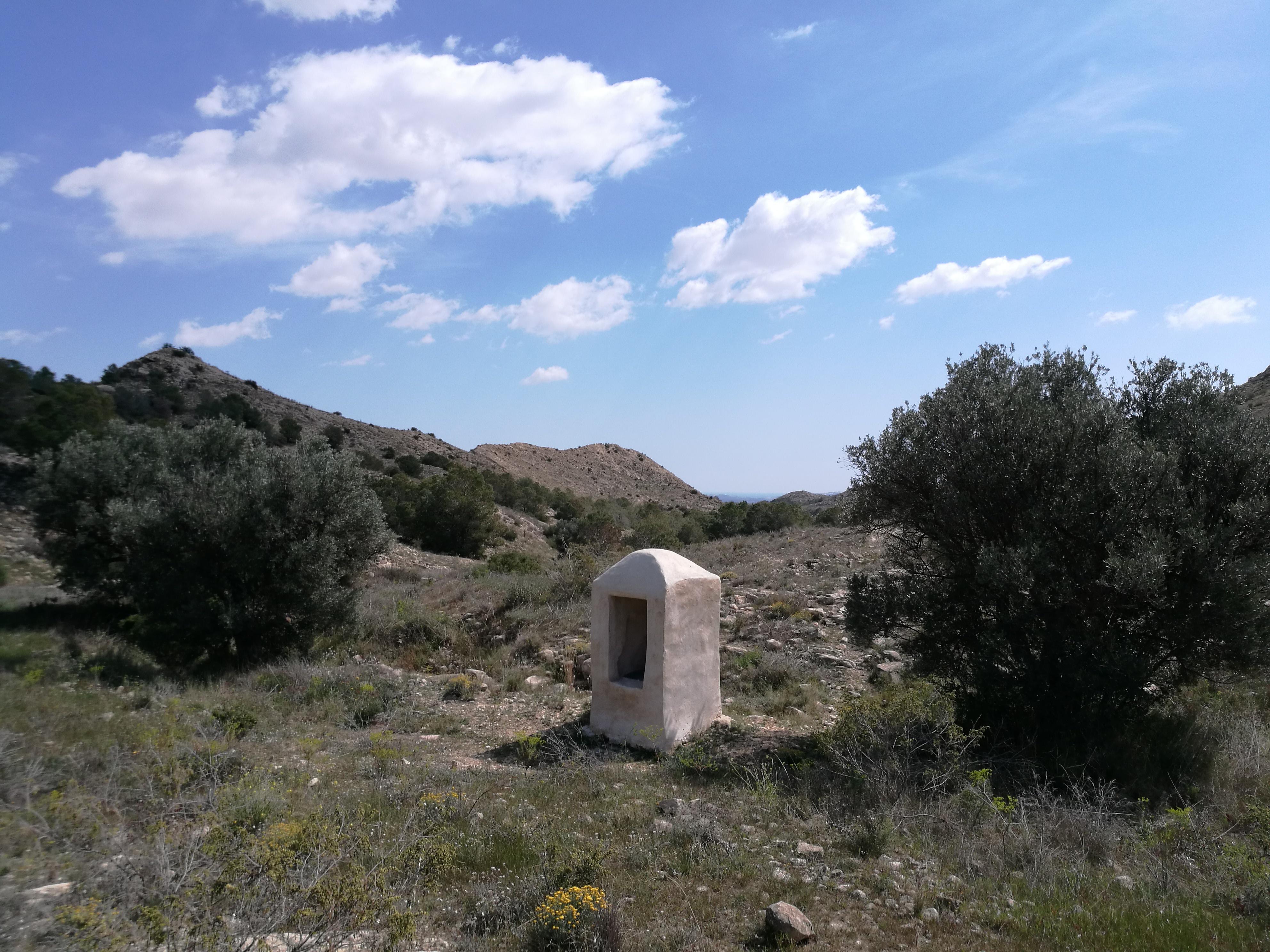 Aljibe del Barranc del Pouet