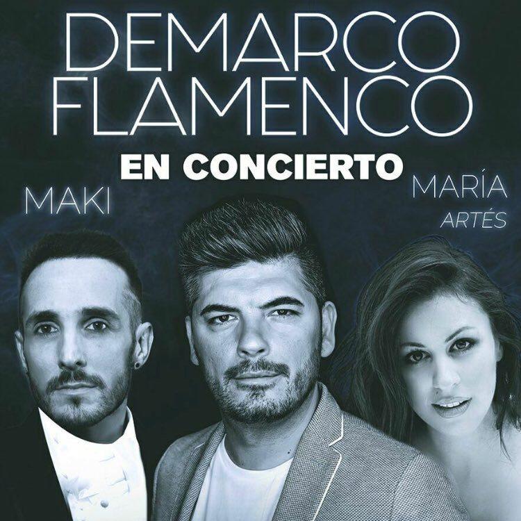 Demarco Flamenco en Elx Cultura