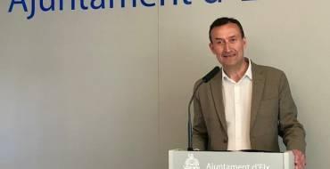 """El alcalde califica de """"raquítica, insuficiente e injusta"""" la inversión prevista para la Comunitat Valenciana, para la provincia y para el municipio"""
