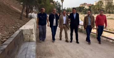 700.000 euros més per a seguir millorant el vessant del Vinalopó