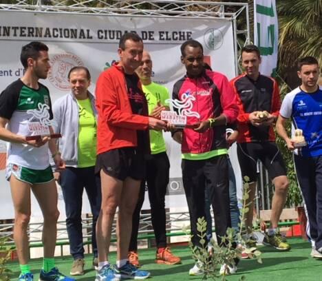 Gizaw Bekele bate el récord de la Media Maratón Ciudad de Elche