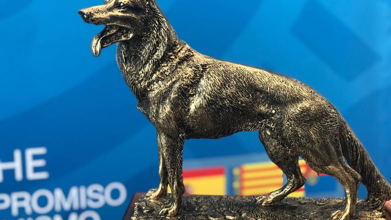 Unitat Canina guanya Campionat Nacional de Gossos Detectors de Substàncies