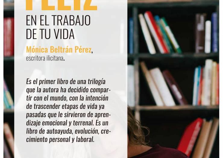 """Presentación del libro """"Ser Feliz en el trabajo de tu Vida"""""""