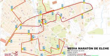 Cortes de calle y limitaciones de estacionamiento previstas para los próximos días