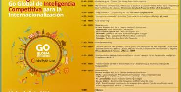 I CONGRESO DE INTELIGENCIA COMPETITIVA PARA LA INTERNACIONALIZACIÓN