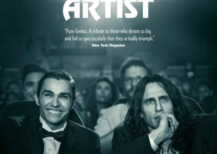 'The disaster artist'