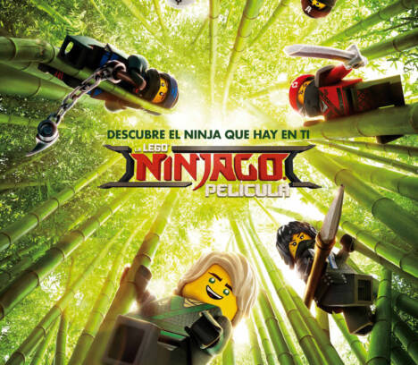 La Lego Ninjago Pel.lícula