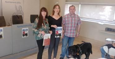 Elche será sede de la Comunitat Valenciana en el Día Internacional del Perro Guía este fin de semana