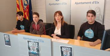Segona edició de la batalla de galls Battle Blue