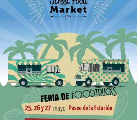 3a Edición Elx Street Food Market