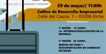 Programa Comença a Exportar – Módulo 1: La Internacionalización de la Empresa