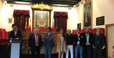 El Salón de Plenos acoge la presentación del Círculo Empresarial de Elche y Comarca