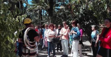 Visitelche acull la visita de 200 participants del XIV Congrés Nacional de Comunitats de Regants d'Espanya