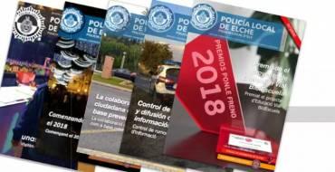 Revista Policía Local de Elche – Mayo 2018