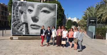 Touroperadores de San Petersburgo visitan Elche
