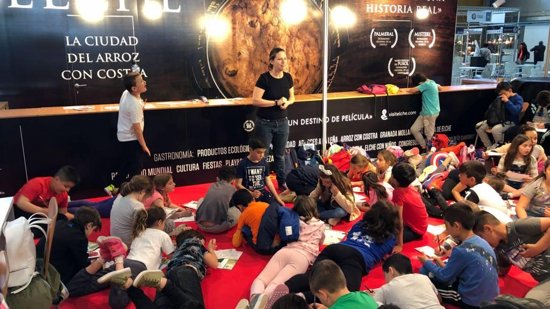 El Camp d'Elx i els productes il·licitans es promocionen en la Fira Alacant Gastronòmica