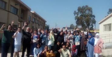Convivència intercultural en el programa d'espanyol per a estrangers de l'EPA Municipal