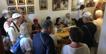 Més de 300 creueristes visiten Elx