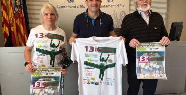 Elche acoge la Copa de España y II Campeonato Autonómico de Marcha Nórdica