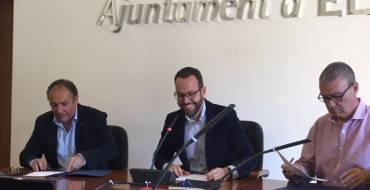 El Ayuntamiento firma un convenio de colaboración con AESEC