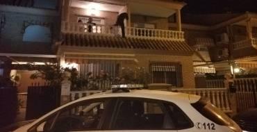 Detenido presunto autor de la entrada en una vivienda de Torrellano