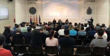 I Jornadas de Intercambio de Procedimientos con Policía Militar