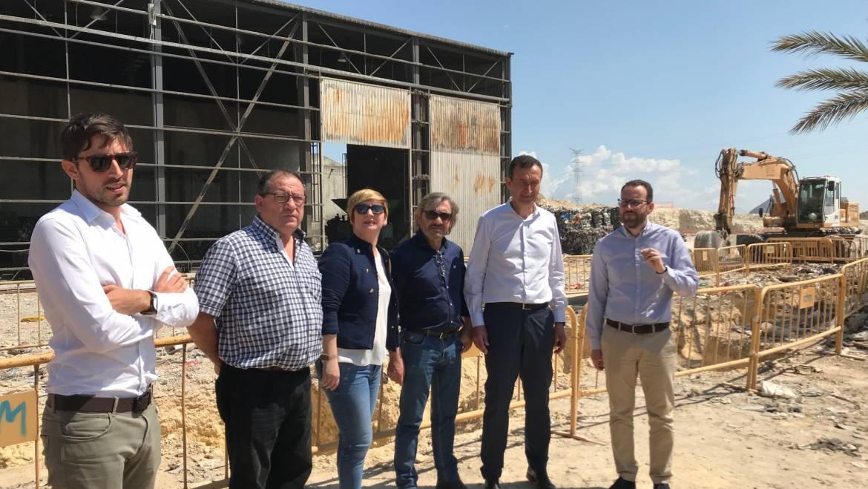 La planta de reciclatge de residus sòlids remodelada reduirà al mínim les males olors i començarà a funcionar al febrer