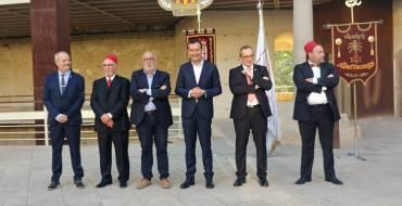 Inauguración de la nueva sede de Moros y Cristianos
