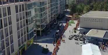Cerca de 850 alumnos de 27 centros educativos participan en la Feria de la Ciencia y la Tecnología de Elche
