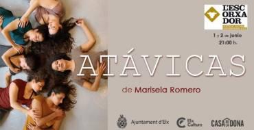 Arriba a l'Escorxador Atávicas, produïda per Elx Cultura