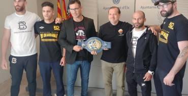 Elche acoge el Campeonato de Europa de Boxeo Profesional