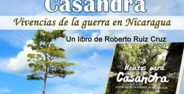 """Presentación del libro """"Relatos para Casandra"""""""