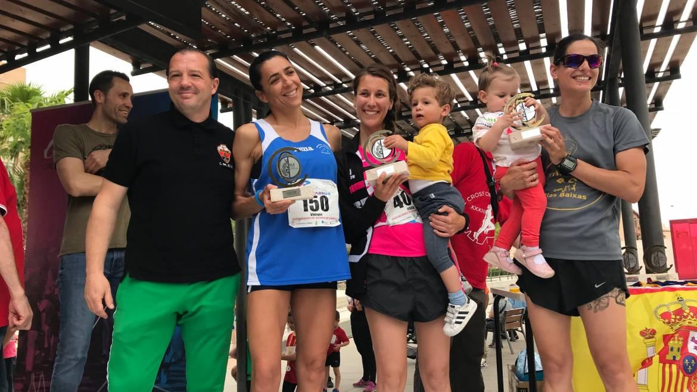 Raúl Guevara bate el récord y Jessica Guerrero gana en categoría femenina del Cross de Carrús