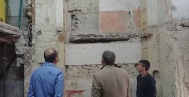 Encuentran criptas del siglo XVIII y el altar mayor, los arcos laterales y la bóveda de la capilla de los condes de Torrellano en la Iglesia de la Merced