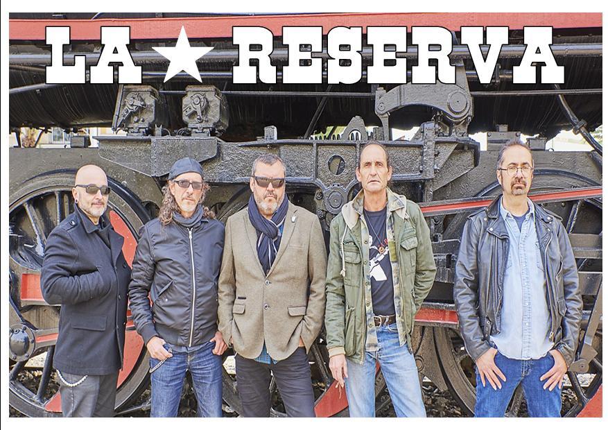 El memorable rock de la Reserva de nou en directe a Elx