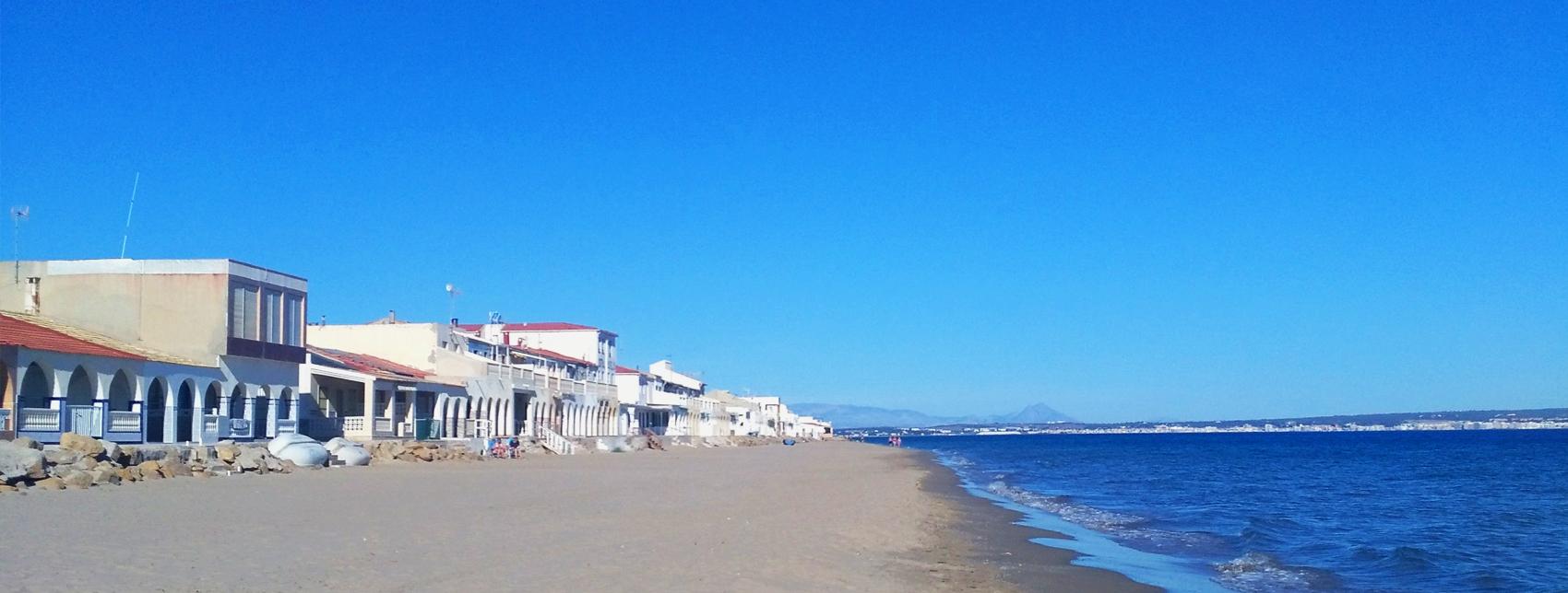 La ruta ciclista intercontinental EuroVelo Mediterráneo pasará por los puntos de interés turísticos y ambientales del Camp d'Elx