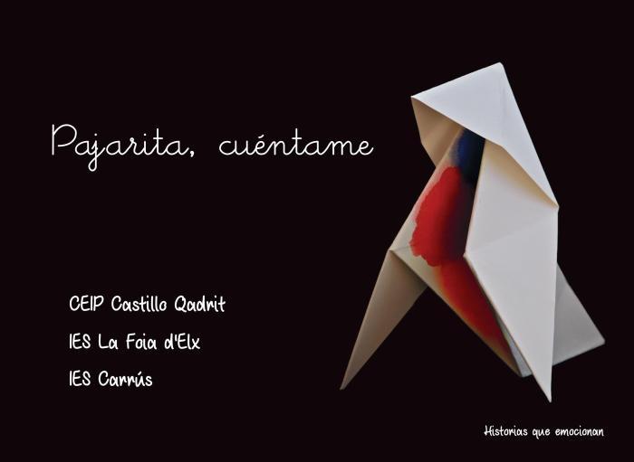 Alumnos del IES La Foia d'Elx realizarán una lectura de cuentos en la Biblioteca Pedro Ibarra