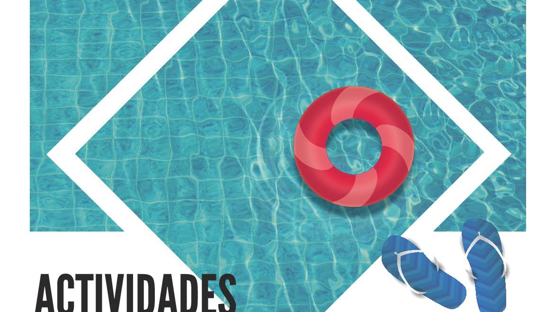 Inscripción para las actividades acuáticas de verano