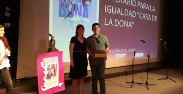 Entrega premios Certamen Literario por la Igualdad