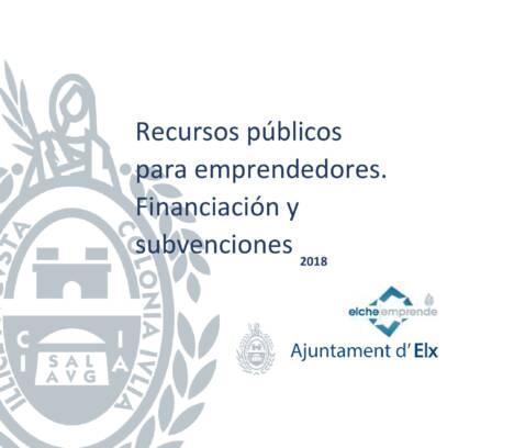 L'Ajuntament posa a la disposició dels emprenedors una guia que recull totes les ajudes a les quals poden optar a l'hora de posar en marxa el seu negoci
