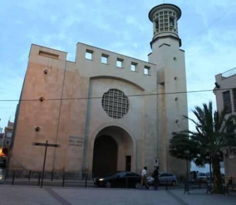 Concert de guitarra de l'església de Sant Joan d'Elx
